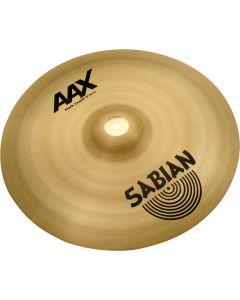 "Sabian 18"" AAX Dark Crash Brilliant Finish sku number 21868XB"