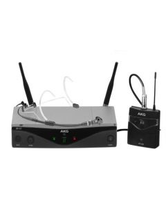 AKG WMS420 Headworn Set Band A Professional Wireless Microphone System B-Stock sku number 3413H00010.B