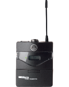 AKG PT470 BD8 Professional Wireless Body-Pack Transmitter B-Stock sku number 3302H00180.B
