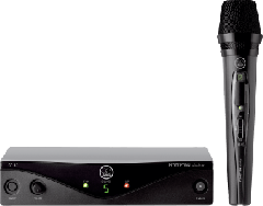 AKG Perception Wireless 45 Vocal Set BD U2 - High Performance Wireless Microphone System B-Stock 3251H00090.B