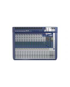 Soundcraft Signature 22 Compact Analog Mixer B-Stock sku number 5049562.B