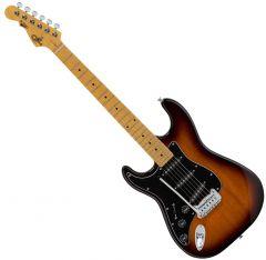 G&L Tribute S-500 Left-Handed Electric Guitar Tobacco Burst TI-S50-132L24M23