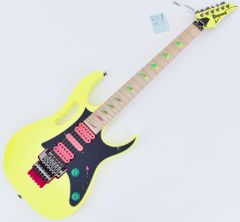 Ibanez Steve Vai Signature JEM777 Electric Guitar Desert Sun Yellow JEM777DY