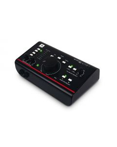JBL M-Patch Active-1 Precision Monitor Control Plus Studio Talkback and USB I/O sku number ACTIVE-1