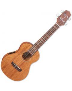 Takamine EGUC1 Acoustic Electric Concert Ukulele Natural Satin sku number TAKEGUC1