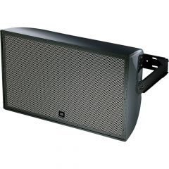 JBL AW566 High Power 2-Way All Weather Loudspeaker with 1 x 15 LF & Rotatable Horn AW566-BK