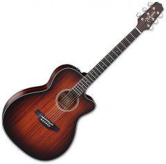 Takamine CP771MC SB OM Cutaway Acoustic Guitar Shadow Burst Satin B-Stock TAKCP771MCSB.B