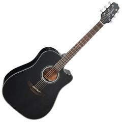 Takamine GD30CE-BLK G-Series G30 Acoustic Electric Guitar Black B-Stock TAKGD30CEBLK.B