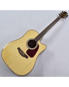 Takamine GD93CE-NAT G-Series G90 Cutaway Acoustic Electric Guitar Natural B-Stock sku number TAKGD93CENAT.B