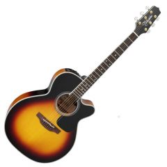 Takamine P6NC BSB NEX Cutaway Acoustic Guitar in Brown Sunburst B-Stock TAKP6NCBSB.B