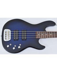 G&L Tribute L-2000 Bass in Blueburst with Rosewood Fingerboard Demo TI-L20-RW-BLB.B