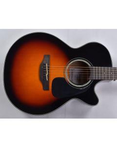 Takamine GF30CE-BSB G-Series G30 Cutaway Acoustic Electric Guitar Brown Sunburst B-Stock TAKGF30CEBSB.B