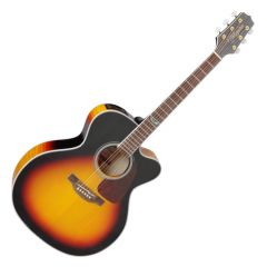 Takamine GJ72CE-BSB G-Series G70 Cutaway Acoustic Electric Guitar Brown Sunburst B-Stock TAKGJ72CEBSB.B