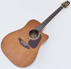 Takamine P5DC-WB Dreadnought Acoustic Electric Guitar Whiskey Brown B-Stock TAKP5DCWB.B
