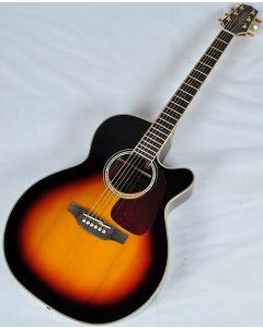 Takamine GN71CE-NAT NEX Acoustic Electric Guitar Brown Sunburst sku number TAKGN71CEBSB.B