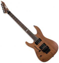 ESP LTD M-400M Left-Handed Electric Guitar Natural Satin LM400MNSLH