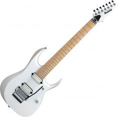 Ibanez RGD Prestige RGD3127PWF 7 String Electric Guitar Pearl White Flat RGD3127PWF