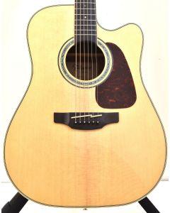 Takamine GD90CE-ZC Dreadnought Acoustic Electric Guitar Natural With Gig Bag sku number TAKGD90CEZCNAT