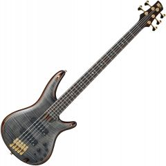 Ibanez SR1405E Electric Bass Transparent Gray Black SR1405ETGK