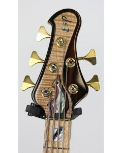 ESP Stream Original Series Custom Shop NAMM Exhibition Bass Guitar sku number 6SSTREAM5NKTHRUEWN