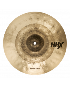 """Sabian 14"""" HHX Click Hats Brilliant Finish sku number 11402XBC"""