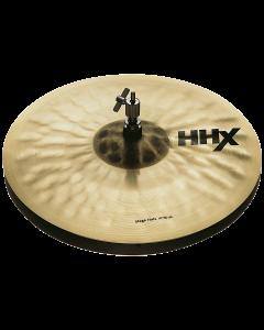 "Sabian 14"" HHX Stage Hi-Hats sku number 11402XN"