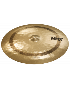 "Sabian 21"" HHX 3-Point Ride Brilliant Finish sku number 12118XBJD"