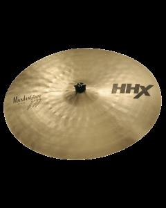 "Sabian 22"" HHX Manhattan Jazz Ride sku number 12285XN"
