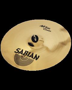 "Sabian 16"" AA T Crash Brilliant Finish sku number 21606B"