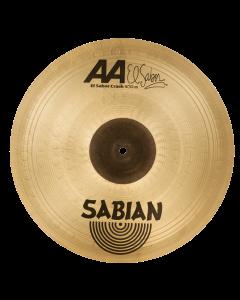"""Sabian 16"""" AA El Sabor Crash sku number 21660"""