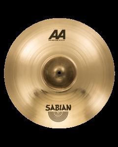 "Sabian 18"" AA Raw Bell Crash Brilliant Finish sku number 2180772B"