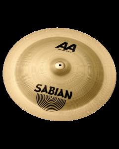 "Sabian 18"" AA Chinese sku number 21816"