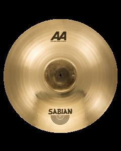 "Sabian 20"" AA Raw Bell Crash Brilliant Finish sku number 2200772B"
