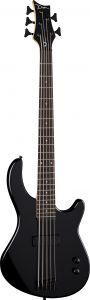 Dean Edge 09 5 String Classic Black E09 5 CBK E09 5 CBK