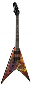 Dean V Dave Mustaine Peace Sells Left Handed Electric Guitar VMNT PS L VMNT PS L