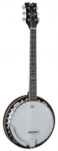 Dean Backwoods 6 Banjo Six String BW6 BW6
