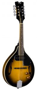 Dean Tennessee Acoustic Electric Mandolin Magnetic & Piezo VS TNAE MP VS TNAE MP VS