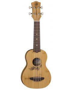 Luna Uke Bamboo Soprano w/Gigbag UKE BAMBOO S sku number UKE BAMBOO S