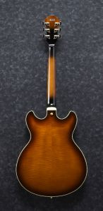 Ibanez AS Artcore Expressionist Left Handed Violin Sunburst AS93FML VLS Hollow Body Electric Guitar AS93FMLVLS