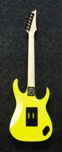 Ibanez RG Genesis Collection Left Handed Desert Sun Yellow RG550L DY Electric Guitar RG550LDY