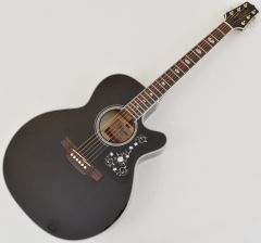 Takamine GN75CE NEX Acoustic Electric Guitar Transparent Black B Stock TAKGN75CETBK.B