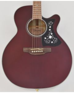 Takamine GN75CE NEX Acoustic Electric Guitar Wine Red B Stock TAKGN75CEWR.B
