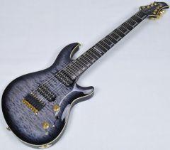 ESP LTD JR-608 QM 2015 Javier Reyes Signature Electric Guitar in Faded B Stock LJR608QMFBSB.B