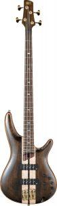 Ibanez SR Premium SR1820 4 String Natural Low Gloss Bass Guitar SR1820NTL