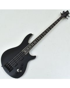Schecter SLS ELITE-4 Evil Twin Electric Bass in Satin Black sku number SCHECTER1392