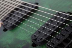 Schecter MK-7 MK-III Keith Merrow Standard Left Handed Guitar Toxic Smoke Green SCHECTER833