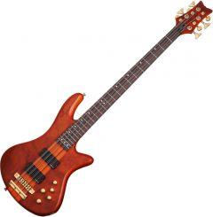 Schecter Stiletto Studio-8 Electric Bass Honey Satin SCHECTER2740