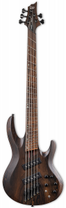ESP LTD B-1005 Multi-Scale Natural Satin Bass Guitar LB1005MSNS