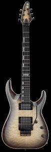 ESP E-II Horizon FR Black Natural Burst Electric Guitar w/Case EIIHORFRQMBLKNB