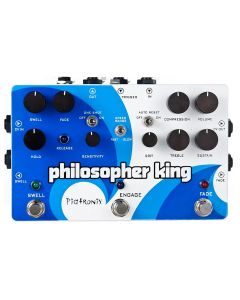 Pigtronix Philosopher King Envelope Generator Sustainer Guitar Pedal sku number EGC